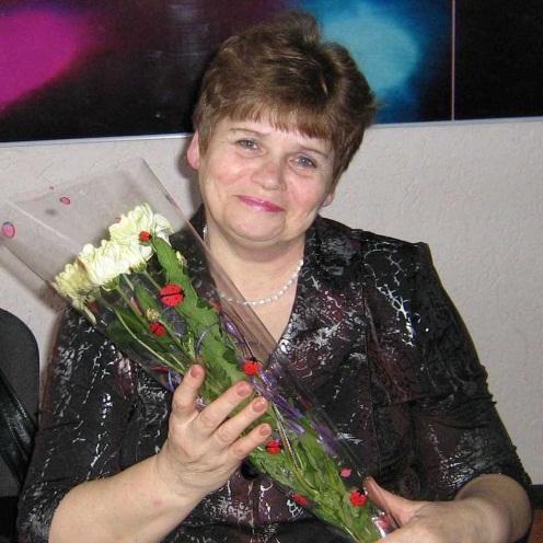 Светлана Александровна Волкова