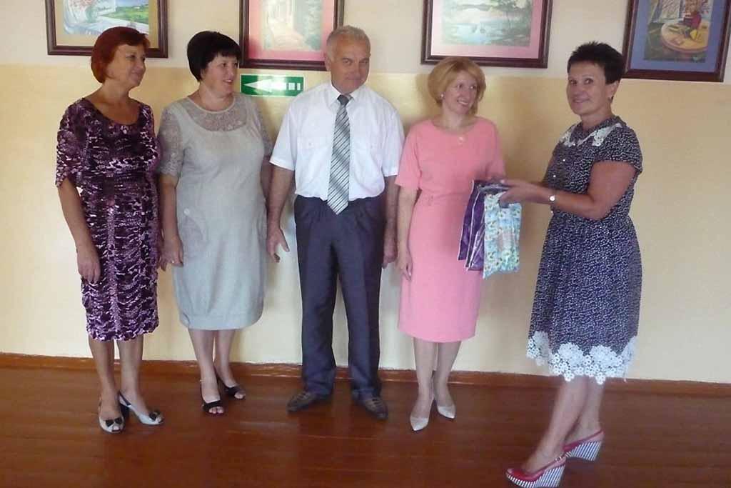 Фонд мира посетил Малоритский-Школьный участок для голосования №62