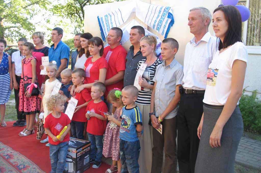 Проект «Властелин села» в Малоритском районе.