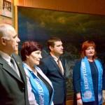 Урачыстая цырымонія ўручэння пашпартоў маладым грамадзянам Рэспублікі Беларусь 3