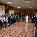 Урачыстая цырымонія ўручэння пашпартоў маладым грамадзянам Рэспублікі Беларусь 1