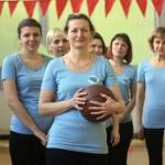 «Наши мамы – спортивные дамы» 3