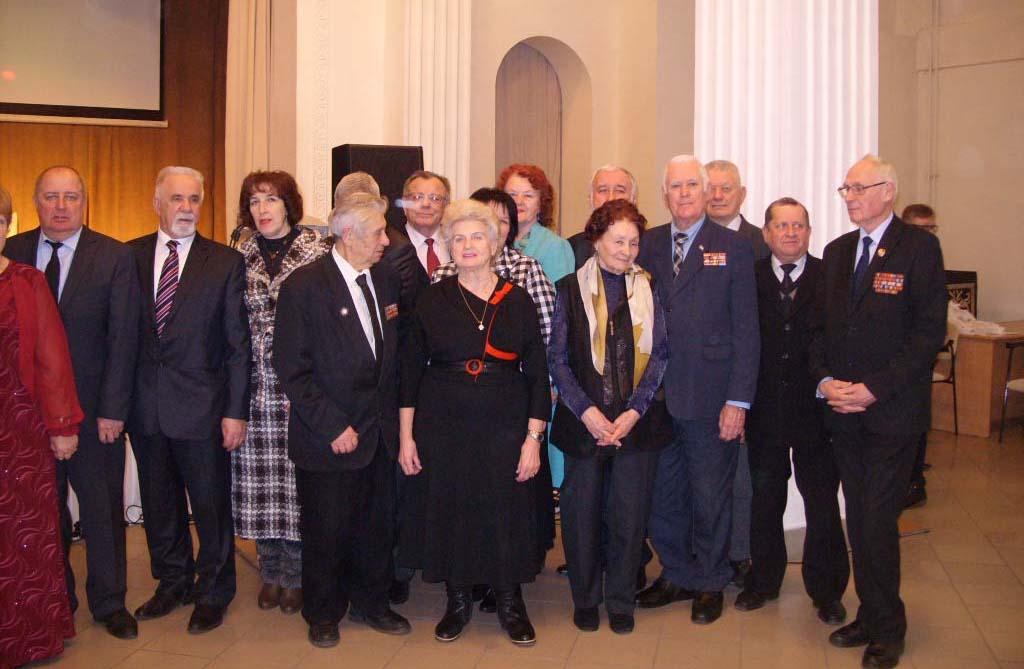 Юбилей ветеранской организации