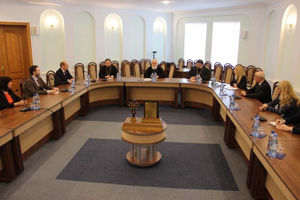Белорусский фонд мира реализует ряд социальных проектов совместно с Белорусской православной церковью 1