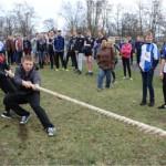 Спортивный праздник объединил учащуюся и работающую молодёжь Первомайского района г. Бобруйска 4