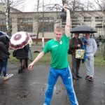 Спортивный праздник объединил учащуюся и работающую молодёжь Первомайского района г. Бобруйска 1