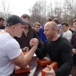 Спортивный праздник объединил учащуюся и работающую молодёжь Первомайского района г. Бобруйска 3