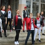 Спортивный праздник объединил учащуюся и работающую молодёжь Первомайского района г. Бобруйска 2