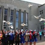 Береза как символ славянской детской дружбы 5
