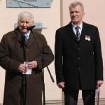 Миротворцы Гомельщины почтили память жертв узников фашистских концлагерей 2