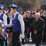 Миротворцы Гомельщины почтили память жертв узников фашистских концлагерей 1