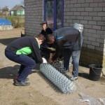 Благотворительная военно-патриотическая акция «Память» прошла в Барановичском районе 2