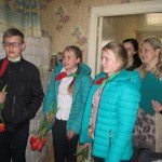 Благотворительная военно-патриотическая акция «Память» прошла в Барановичском районе 1