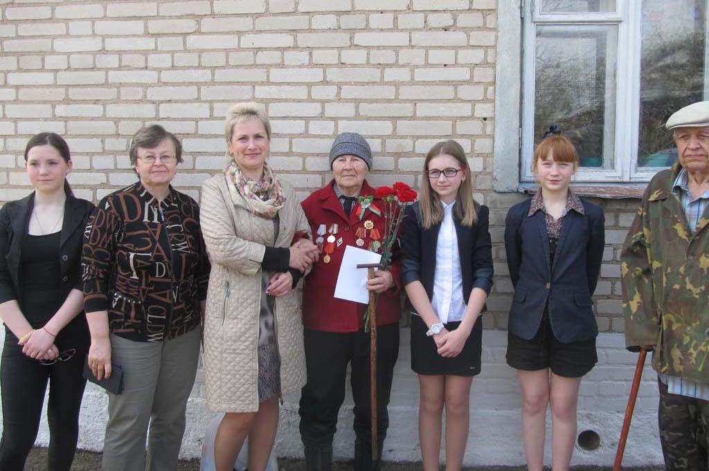 Благотворительная военно-патриотическая акция «Память» прошла в Барановичском районе