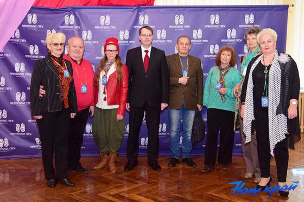 VII Международный фестиваль-семинар юношеских и молодежных любительских театров «Параллельные миры» в городе Барановичи