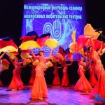VII Международный фестиваль-семинар юношеских и молодежных любительских театров «Параллельные миры» в городе Барановичи 3