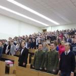 25-я межвузовская конференция на тему «Сталинградская битва и ее историческое значение» 3