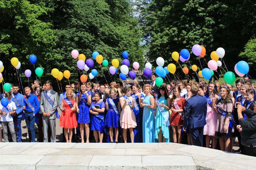 В Бобруйском районе состоялся «большой» выпускной