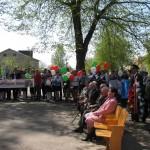 Марш мира 2017 в Березовском районе 6