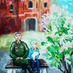 Х Региональная творческая акция «Рисуют дети» состоялась в мемориальном комплексе «Брестская крепость-герой» 6