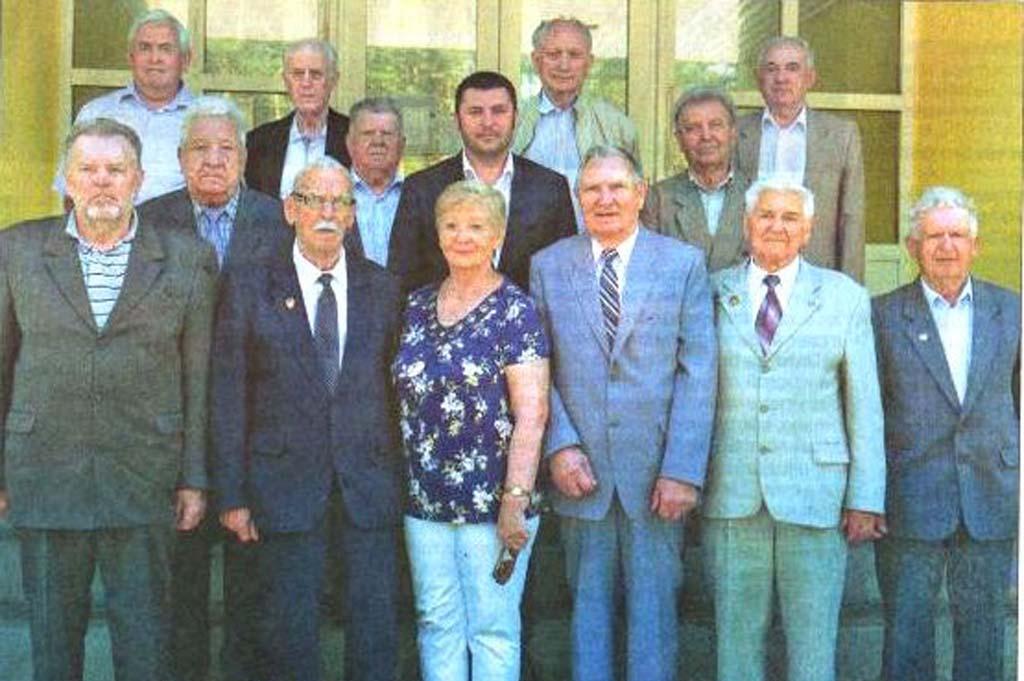 Встреча миротворцев в КСУП