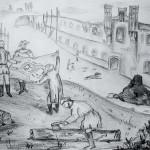 Х Региональная творческая акция «Рисуют дети» состоялась в мемориальном комплексе «Брестская крепость-герой» 4
