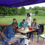 Х Региональная творческая акция «Рисуют дети» состоялась в мемориальном комплексе «Брестская крепость-герой» 3