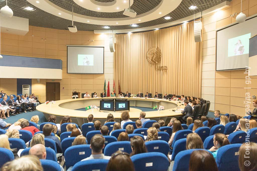 БРСМ отметил наградой миротворцев Гомельщины 1