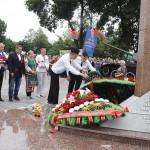 Рогачёвцы отметили День Независимости Республики Беларусь и 875-летие родного города 2