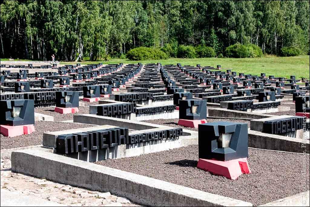 Германия оказывает финансовую помощь жителям сожженных деревень