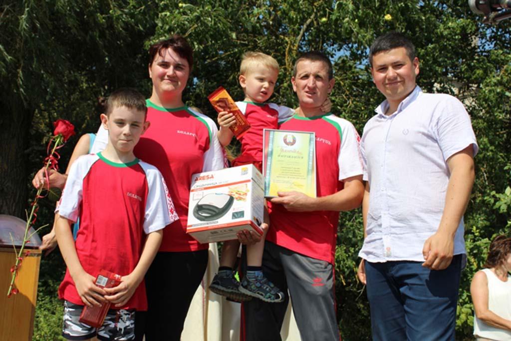 На Мостовщине состоялся конкурс «Властелин села»