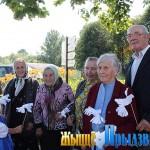 В Витебском районе состоялась презентация проекта социальной поддержки людям, выжившим в сожженных деревнях 2
