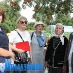 В Витебском районе состоялась презентация проекта социальной поддержки людям, выжившим в сожженных деревнях 1