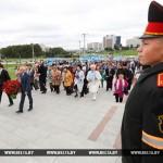 Митинг посвященный Международному дню мира прошел в Минске 5