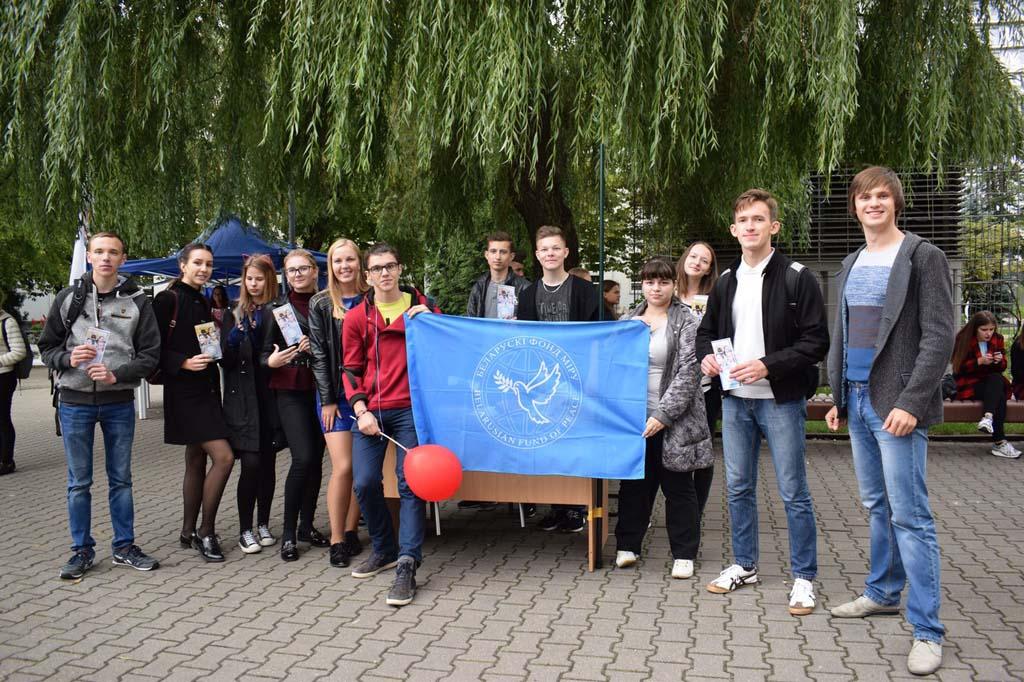 Молодёжный блок Фонда мира пополняет свои ряды