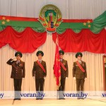 Лидскому погранотряду Гродненской области - 20 лет. 3
