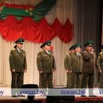 Лидскому погранотряду Гродненской области - 20 лет. 2