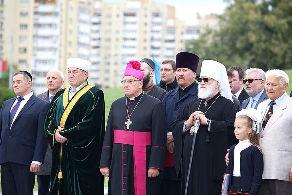 Митинг посвященный Международному дню мира прошел в Минске 15