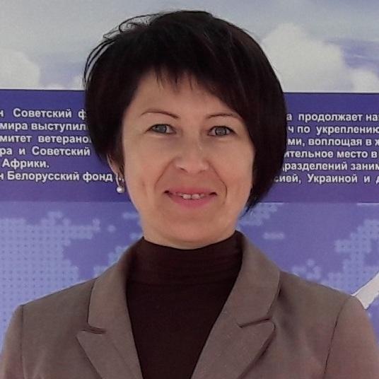 Авижа Галина Петровна