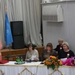 Отчёты и выборы в Первомайской районной общественной организации «Белорусский фонд мира» г. Витебска 3