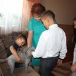 День знаний отметили в детском доме семейного типа 4