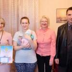 Почетное звание «Дитя Мира» на Столинщине получили шесть малышей 2