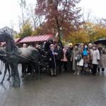 Обзорная экскурсия по Минску для целевой группы проекта «Социальная поддержка спасшихся жителей сожженных белорусских деревень» 2