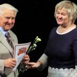 В Гомеле отпраздновали 100-лутние великого октября 2