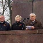 В Гомеле отпраздновали 100-лутние великого октября 3