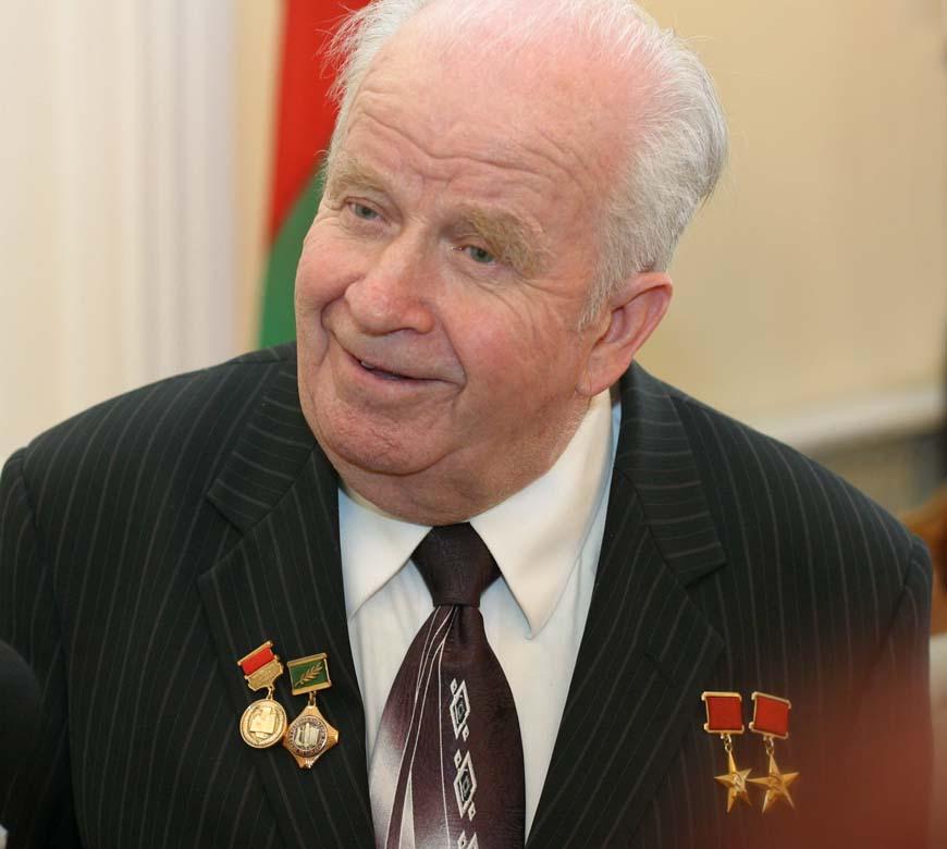 Выступление председателя Брестского областного отделения на VI конференции Белорусского фонда мира 21