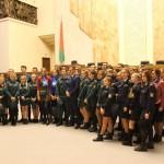 Экскурсия в Парламент Республики Беларусь 3