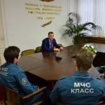 Экскурсия в Парламент Республики Беларусь 2