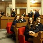 Экскурсия в Парламент Республики Беларусь 1