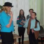 Новый Год в отделении дневного пребывания для инвалидов ГУ ТЦСОН Пуховичского района 2